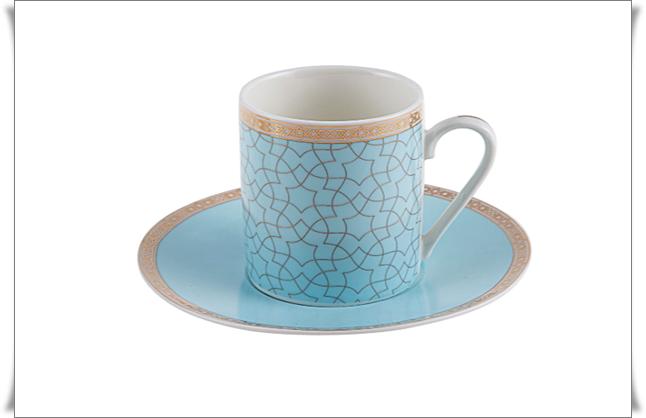 karaca 4 kişilik kahve fincanı takımı