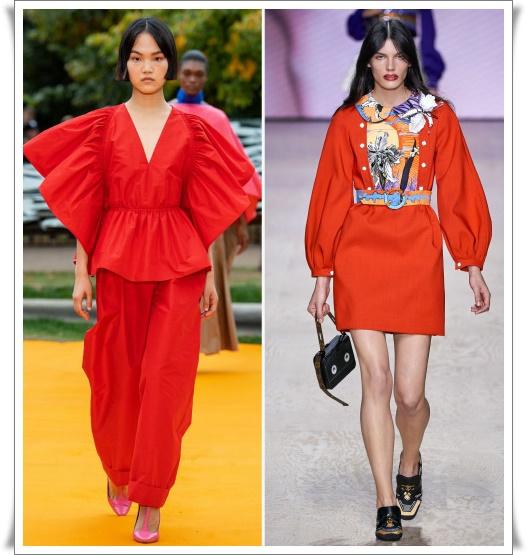 ilkbahar yaz moda renkleri