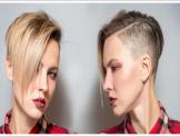 kısa saç modelleri kadın 2020