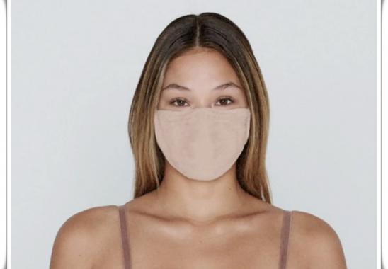 kim kardashian dikişsiz yüz maskesi