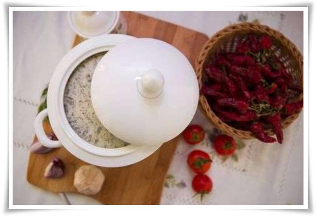 nohutlu yoğurt çorbası nasıl yapılır