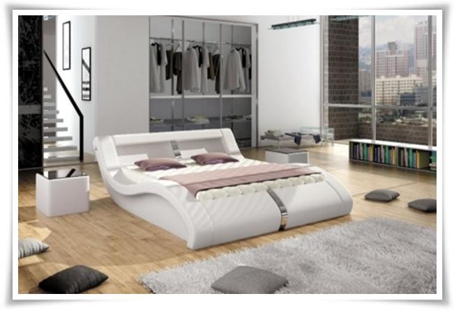 yatak odası modelleri beyaz