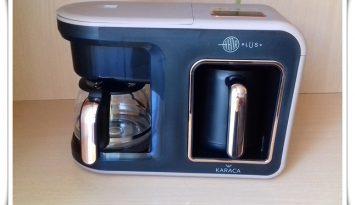 Karaca Hatır Plus 2 in 1 Kahve Makinesi