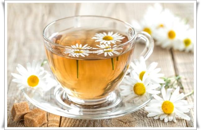 papatya çayı regl