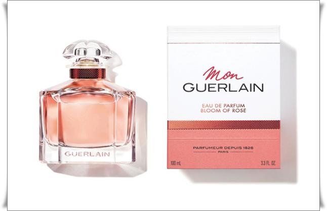 2020 yaz parfümleri mon guerlain bloom of rose
