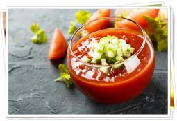 gazpacho çorba tarifi