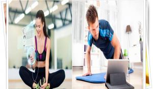 30 Dakikalık Egzersizle Formda ve Zinde Kalın