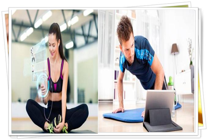 evde fitness uygulamaları