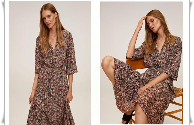 mango yeni elbise modelleri