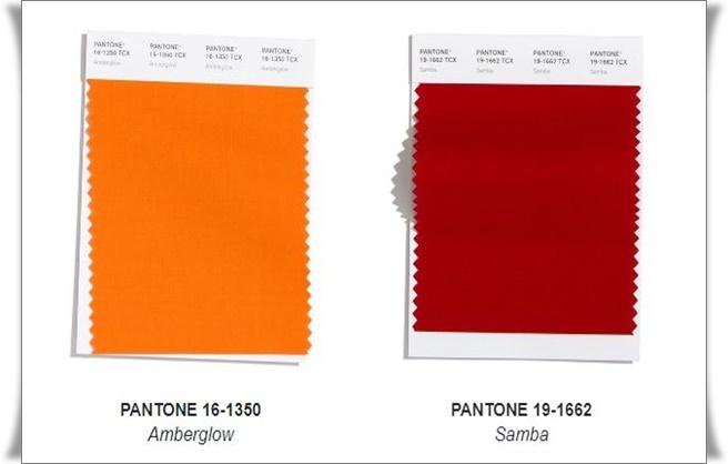 pantone sonbahar renkleri 2020