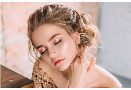 şeftali tonlarında makyaj önerileri
