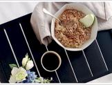 karabuğday kahvaltısı tarifi