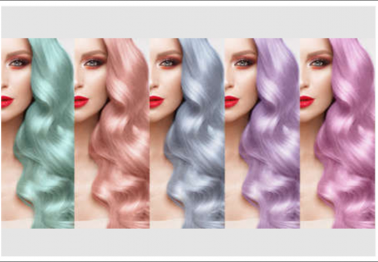 saç rengi trendleri 2021