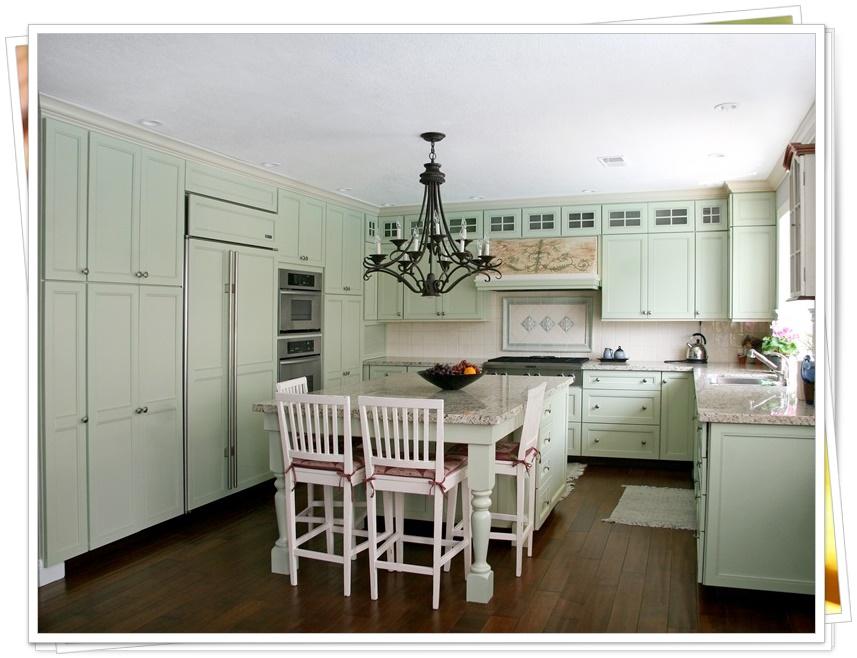2021 mutfak dekorasyonları