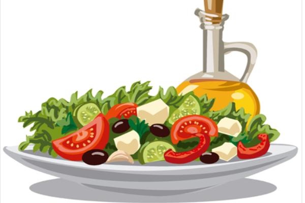 kahvaltı için salata önerileri