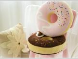 donut şeklinde yastık yapımı