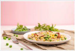 bezelyeli kinoa salatası tarifi
