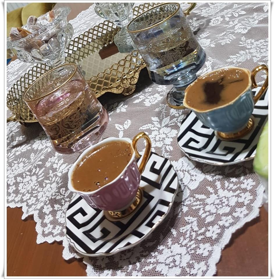 türk kahvesinin cilde faydaları