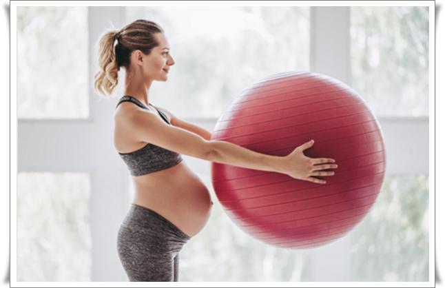 hamilelikte spor yapmanın faydaları