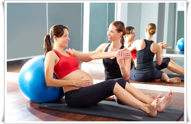 hamileyken pilates yapılır mı