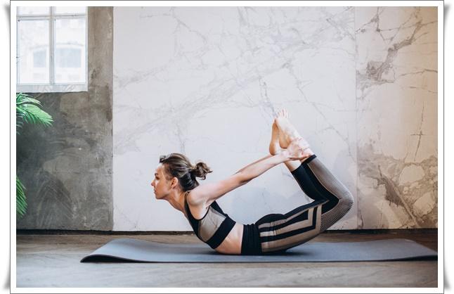 hatha yoga hareketleri bow pose