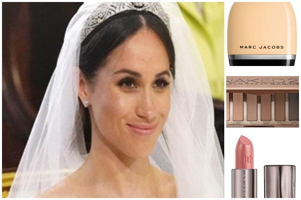 meghan markle bridal makeup