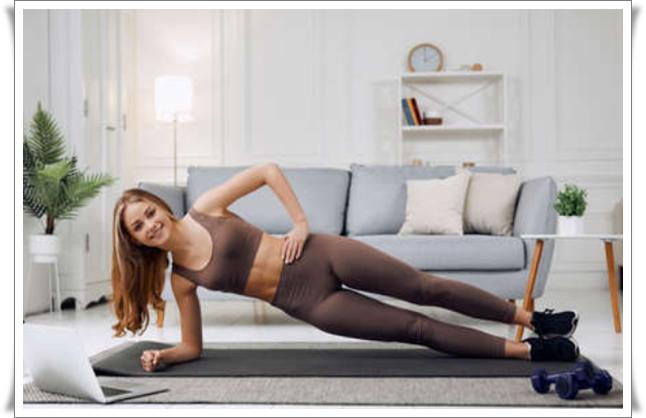 side plank hareketi
